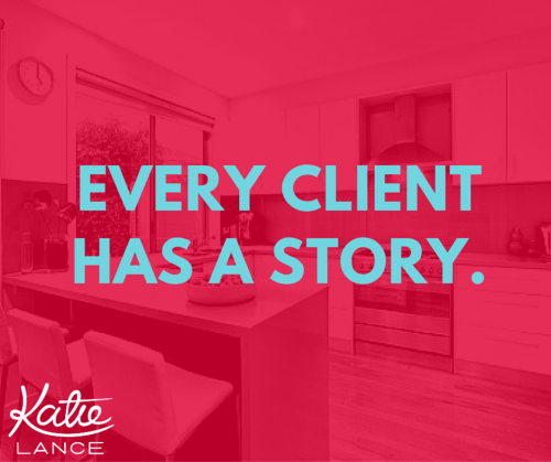 Every client has a story.