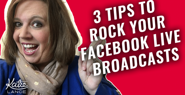 3 Tips to Rock Your Facebook Live Broadcasts | #GetSocialSmart Show Episode 011