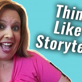 Think Like a Storyteller | #GetSocialSmart Show Episode 018