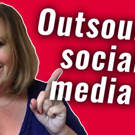Should You Outsource Your Social Media? | #GetSocialSmart Show Episode 031