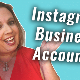 Why You Should Have an Instagram Business Account | #GetSocialSmart Show Episode 038