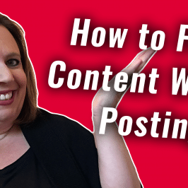 How to Find Content Worth Posting | #GetSocialSmart Show Episode 041