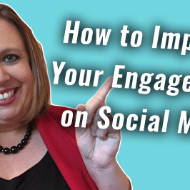 How to Improve Your Engagement on Social Media | #GetSocialSmart Show Episode 042