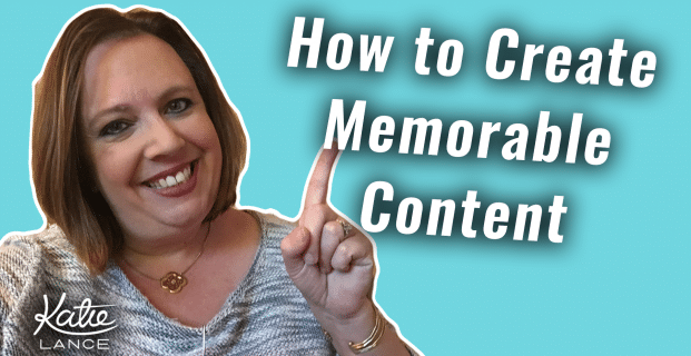 How to Create Memorable Content | #GetSocialSmart Show Episode 044