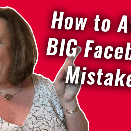 Big Facebook Mistakes | #GetSocialSmart Show Episode 045