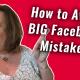 Big Facebook Mistakes | #GetSocialSmart Show Episode 045