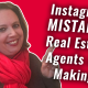 3 Mistakes Real Estate Agents are Making with Instagram   #GetSocialSmart Show Episode 055