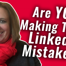 3 LinkedIn Mistakes Real Estate Pros are Making | #GetSocialSmart Show Episode 059