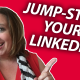 Jump-Start Your LinkedIn by Publishing Great Content | #GetSocialSmart Episode 089