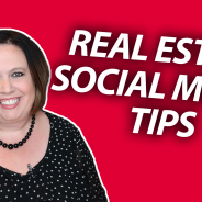 3 Real Estate Social Media Tips | #GetSocialSmart Show Episode 101