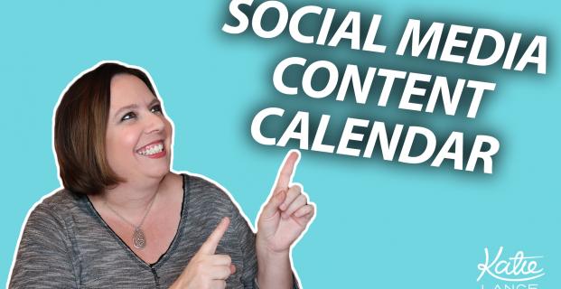 How to Create a Social Media Content Calendar | #GetSocialSmart Show Episode 104
