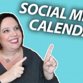 The Easiest Way To Create a Social Media Calendar | #GetSocialSmart Show Episode 106